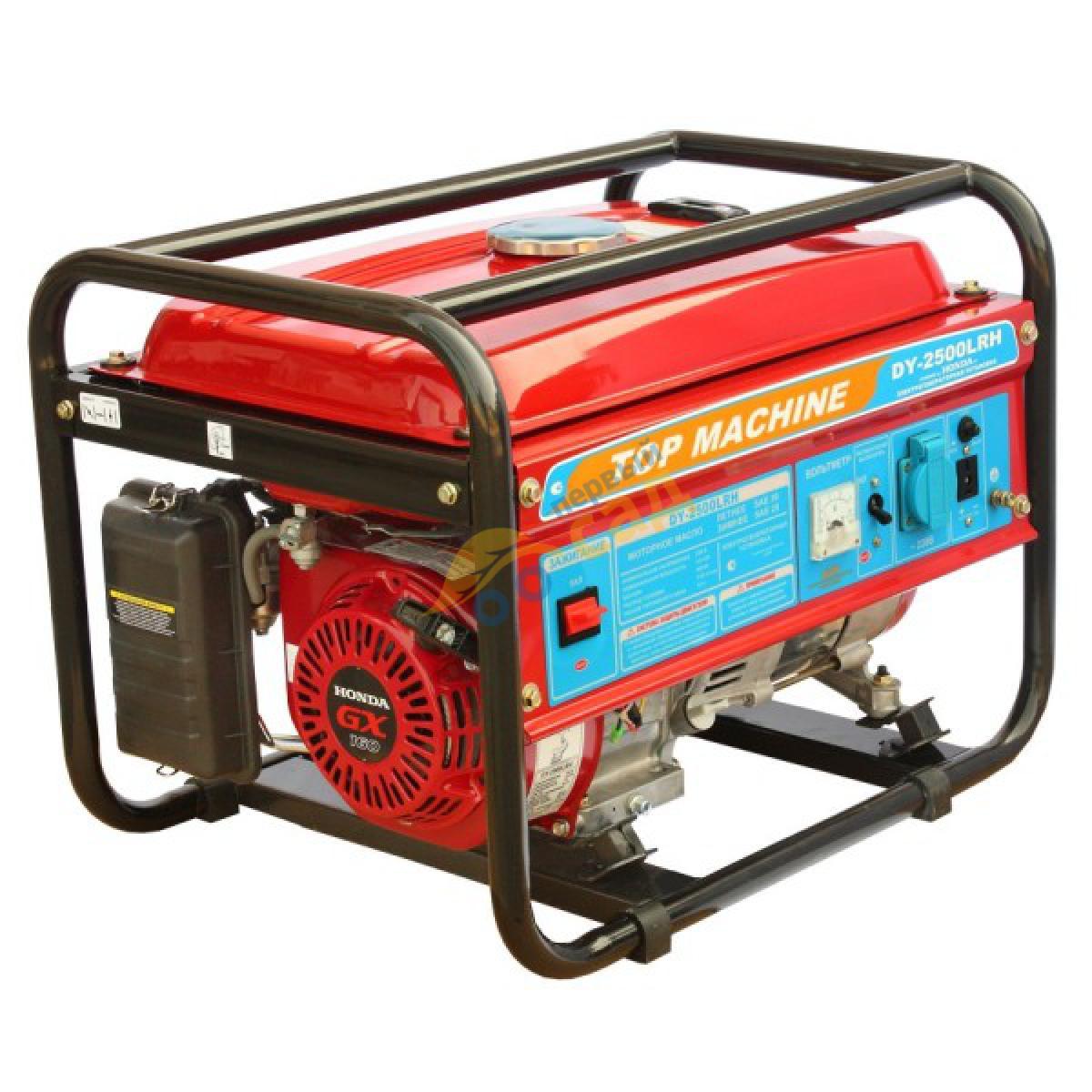 Бензиновые генераторы двухтактные