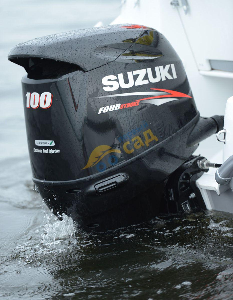 лодочный мотор сузуки 100 л.с цена