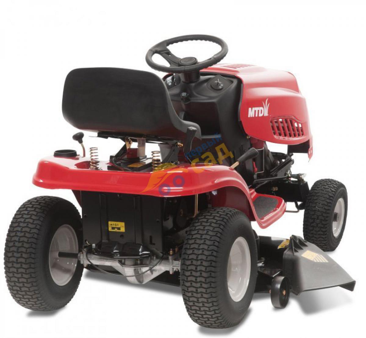 Садовый трактор MTD